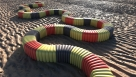 modulární design sofa_river snake