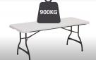 banketový skládací stůl
