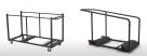 transportní vozíky na banketové stoly