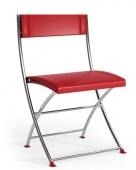 skládací plastová židle Luk Fold cherry