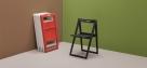 skládací židle EN