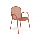 kovová židle Ronda