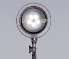 lampa Mega led det-