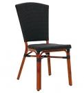 židle MCR138 umělý ratan