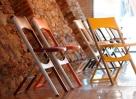 zahradní skládací židle Compact 2