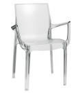 zahradní plastové židle IR02