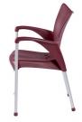 zahradní plastová židle Lady li
