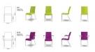konferenční židle ME 07-9