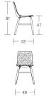 židle Tess.om td