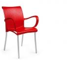 zahradní židle dama_rosso