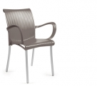 zahradní židle dama_tortora