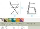 zahradní židle Snooze_td