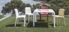 zahradní židle SNOW-JR