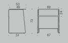 stůl galileo_rozměr