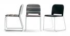 moderní židle do veřejných prostor