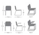 židle LIPS_td