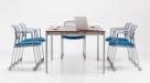 jednací židle na kolečkách_step