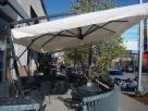 slunečníky pro zahradní restaurace_napoli braccio