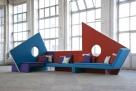 design modulární pohovka