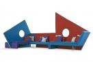designové modulární pohovky
