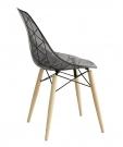 designová židle Prisma wood