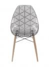 moderní židle do kavárny
