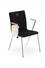 konferenční židle se sklopným psacím stolkem_FEN
