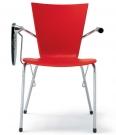 židle se sklopným psacím stolkem_Storm