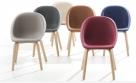 designová židle do kavárny_Hoop
