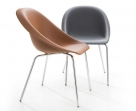 designové židle do kaváren_Hoop
