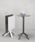 gastro stoly se sklopnou stolovou deskou