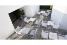 zahradní designové stoly Sit