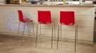 barové plastové židle