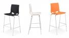 barové židle plast