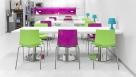 moderní židle do jídelny