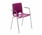 židle do kavárny s područkami