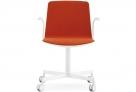 designová židle na kolečkách_noa