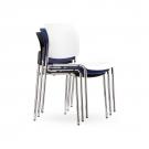 stohovatelné jednací židle Passu