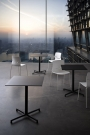 stolové podnože do restaurace