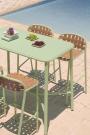 zahradní barové židle a stoly yard