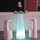 barový stůl a židle Fura_reference