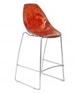 barová židle Glamour r
