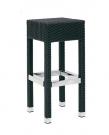barová židle 547 umělý ratan