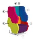 Hexa kombinace barev