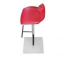 barová židle Kaleidos red