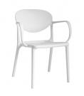 zahradní plastová židle Y04