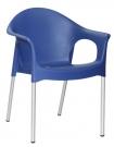zahradní plastová židle PL