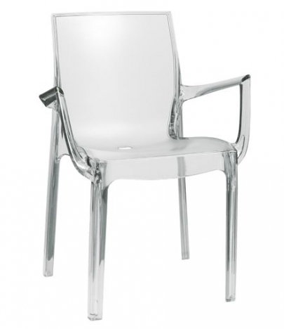 zahradní plastová židle IR02