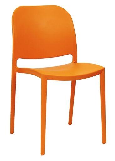 zahradní plastová židle Y19
