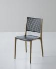zahradní plastová židle KALIPA